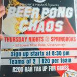 OCA Chair appeals Springbok Pub approval by the Liquor Tribunal