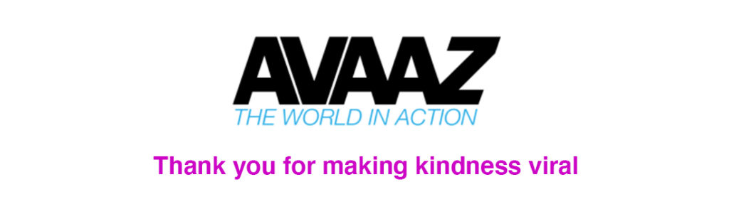 AVAAZ – The World in Action