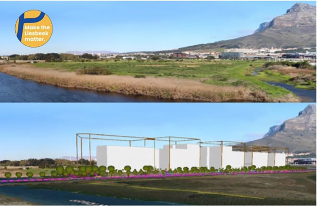 REQUEST FOR UNDERTAKING TO DELAY ALTERATION OF RIVER CLUB SITE