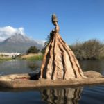 Meet Fred Du Preez, the artist behind the mysterious floating Black River statue